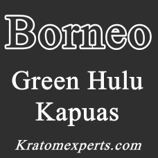 Borneo Green Hulu Kapuas - Starting at € 12,00 per 100 gram