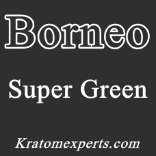 Borneo Super Green - Starting at € 9,50 per 100 gram