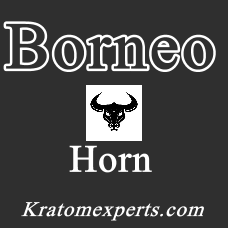 Borneo Red/White/Green Horn (Borneo Maeng Da) - Starting at € 12,50 per 100 gram