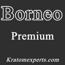 Borneo Green/Red/White/Yellow and Yellow Dark Premium - 1000 Gram!