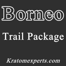 Borneo Trial Package - 8 x 50 gram - starting at  € 55,00
