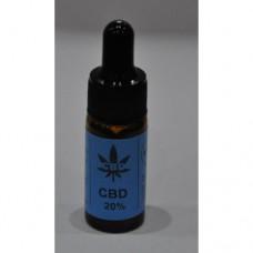 CBD Oil containing  20% CBD (Cannabidiol)