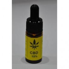 CBD Oil containing  15% CBD (Cannabidiol)