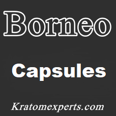 Borneo Capsules - Starting at € 21.00 per 200 capsules