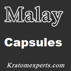 Malay Capsules - Starting at € 22.50 per 200 capsules