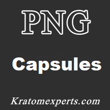 PNG Capsules - Starting at € 22.50 per 200 capsules