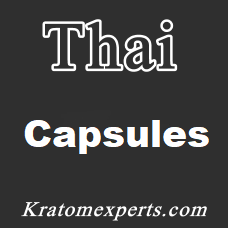 Thai Capsules - Starting at € 25.00 per 200 capsules