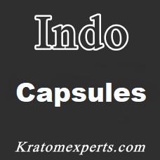 Indo Capsules - Starting at € 25.00 per 200 capsules