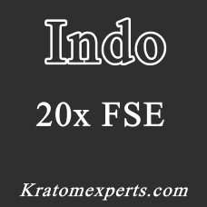 Indo 20x Full Spectrum Extract - Starting at € 17,50 per 10 gram