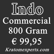 Indo Commercial - 800 Gram - € 99,95