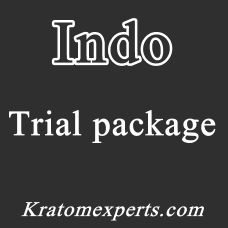Indo Trial Package - 4 x 50 gram - starting at  € 60,00