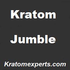 Kratom Jumble - 500 Gram or 600 Capsules