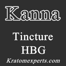 Kanna (Sceletium Tortuosum) - Tincture - HBG - Starting at € 12,50 per bottle