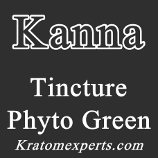 Kanna Tincture - Phyto Green - 4x 20ml or 2x 50ml - Special Offer