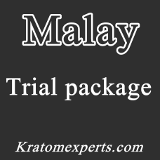 Malay Trial Package - 6 x 50 gram - starting at  € 50,00