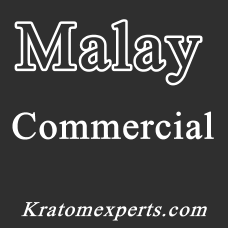Malay Green/Red/White Vein Commercial - Starting at € 10,00 per 100 gram