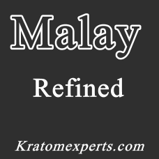 Malay Green/Red/White Vein Refined - Starting at € 14,00 per 100 gram