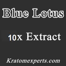 Secret Blue Lotus 10x Extract - 10 Gram - Starting at € 12,50 per 10 Gram
