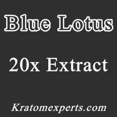 Secret Blue Lotus 10x Extract - 10 Gram - Starting at € 12,50 per 10 Gram