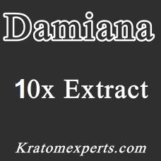Damiana 10x Extract - 25 Gram - Starting at € 12,50 per 25 Gram
