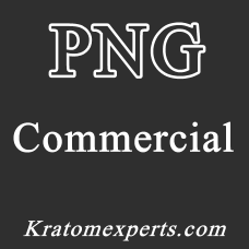 PNG Green/Red/White Vein Commercial - Starting at € 10.00 per 100 gram