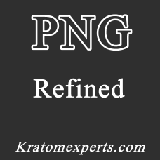PNG Green/Red/White Vein Refined - Starting at € 15,00 per 100 gram