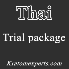 Thai Trial Package - 5 x 50 gram - starting at  € 60,00
