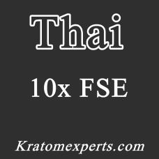 Thai 10x Full Spectrum Extract - Starting at € 12,50 per 10 gram