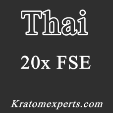 Thai 20x Full Spectrum Extract - Starting at € 20,00 per 10 gram