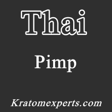 Thai Pimp - Starting at € 20,00 per 50 gram