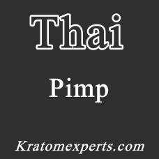 Thai Pimp - Starting at € 30,00 per 100 gram