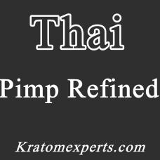 Thai Pimp Refined- Starting at € 40,00 per 100 gram