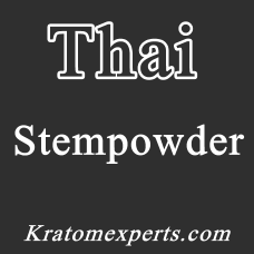 Thai Stempowder - Starting at € 10,00 per 100 gram